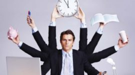 Организация рабочего времени