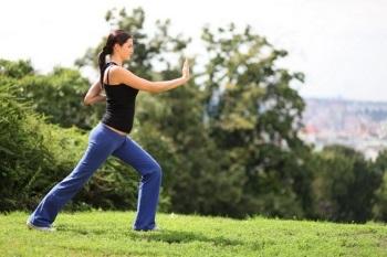 Цигун: расслабляющие упражнения