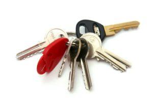 потеряли ключи от квартиры