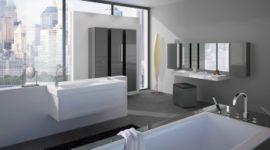 Ванная комната становится жизненным пространством
