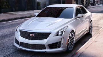 автомобиль Cadillac VSeries