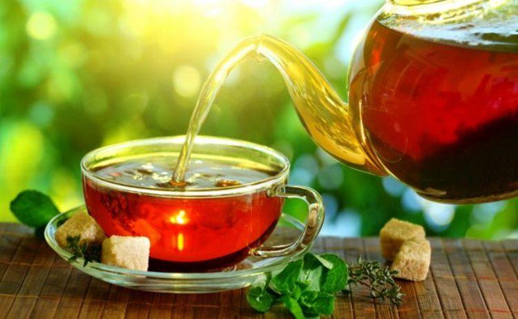 Чай. Немного о чае