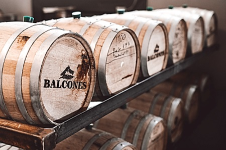 Balcones: изготовление виски из ржи