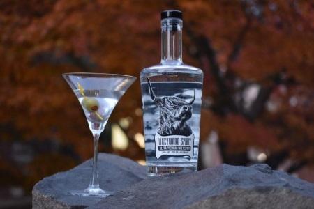 водка Wheyward Spirit