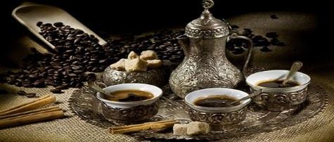 как кофе стали пить дома