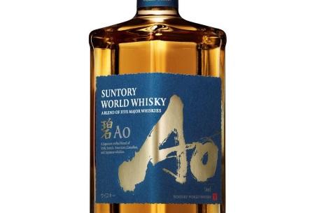 Suntory выпускает виски «Ao»