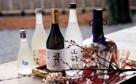 Сакэ. Сервис Tippsy Sake для поддержки сакэ