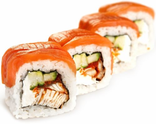 Лучшие суши в Москве — это «Якитория»!
