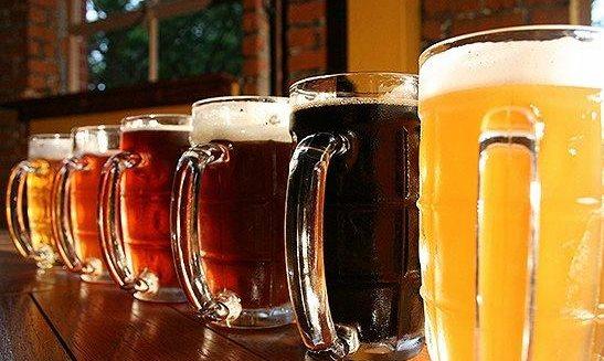Статистика импорта пива в РФ